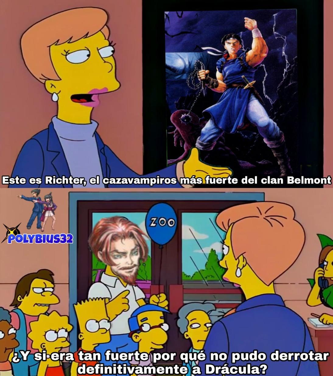 Julius es el mejor Belmont, change my mind - meme