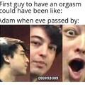 The Genesis of Orgasm