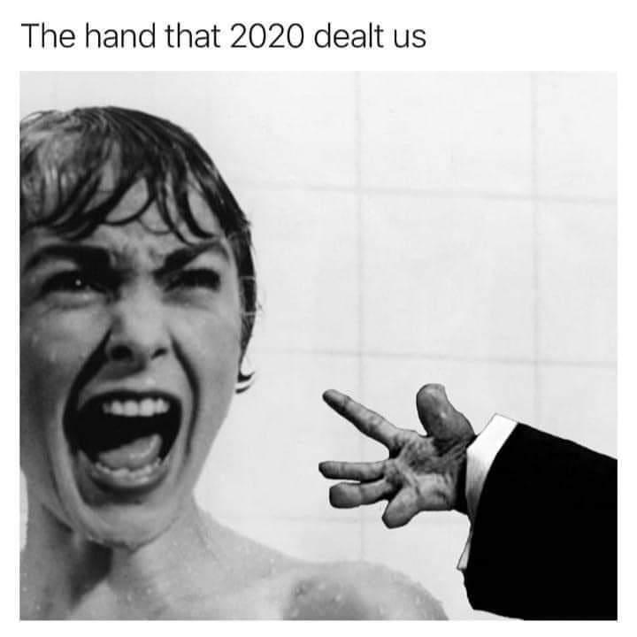 Grab my strong hand - meme