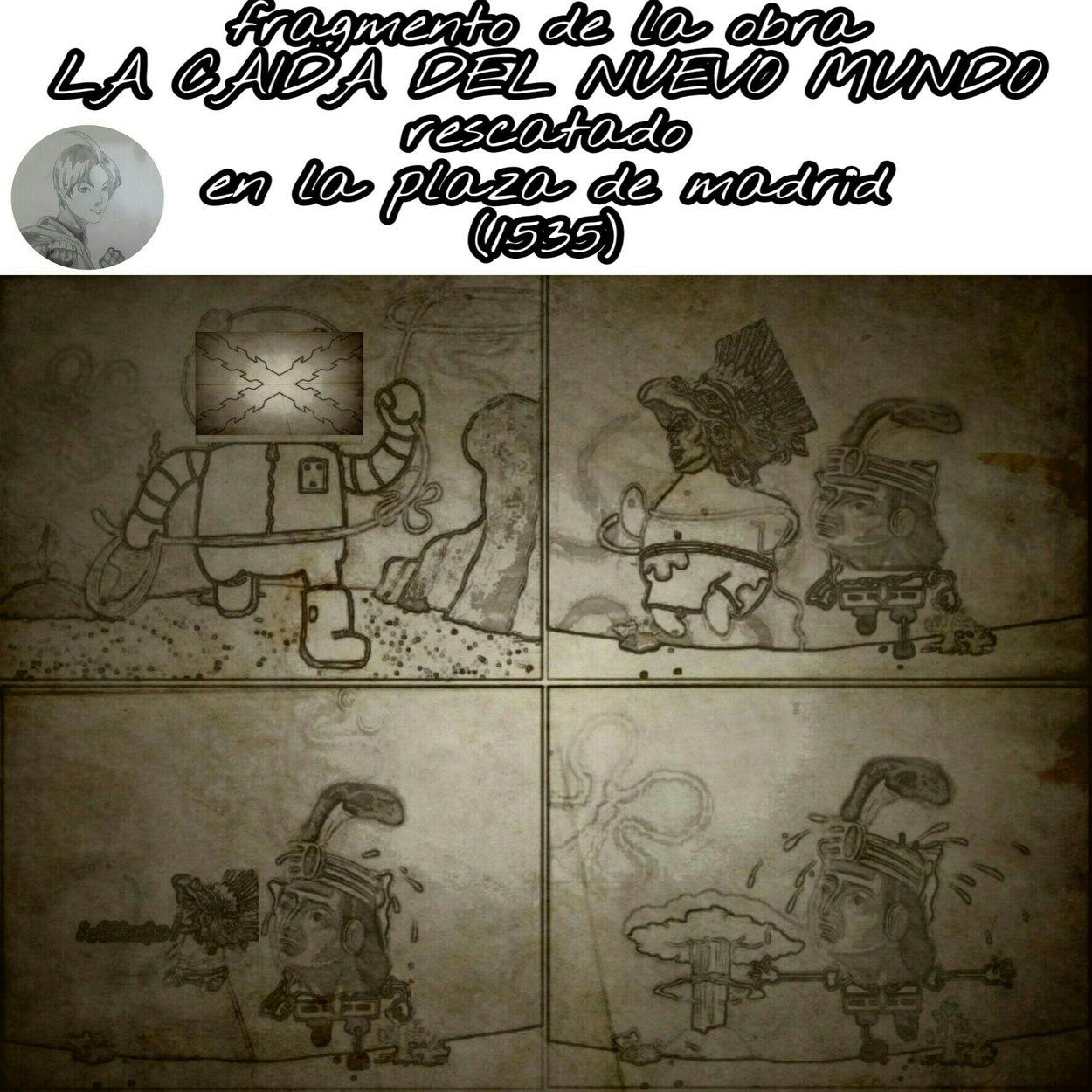 ¡Moctezuma! - meme