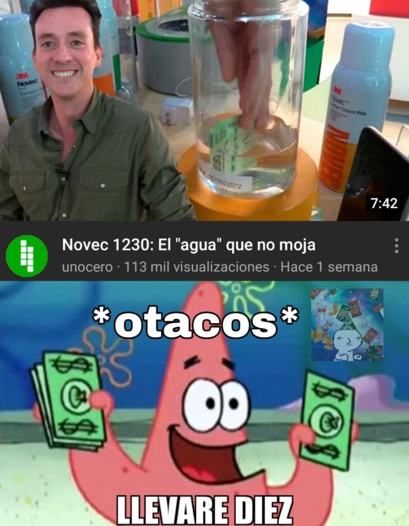 P*takos - meme