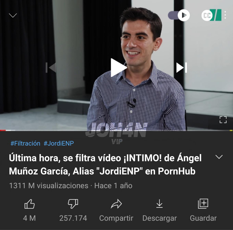 Noooo Jordi - meme