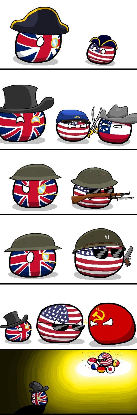 Je préfère la Russie - meme