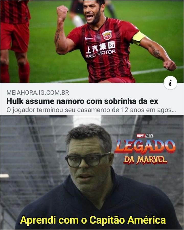 Pô Hulkão - meme