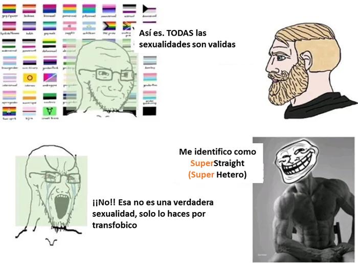 Mamadas que sacan los gringos - meme