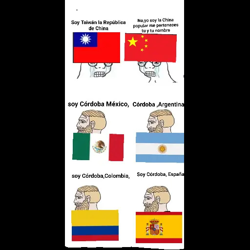 Latinoamérica god ,resto del mundo zzzzz - meme
