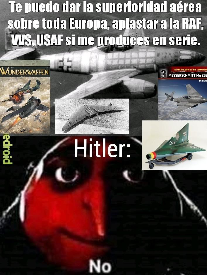 Meme de la segunda guerra mundial