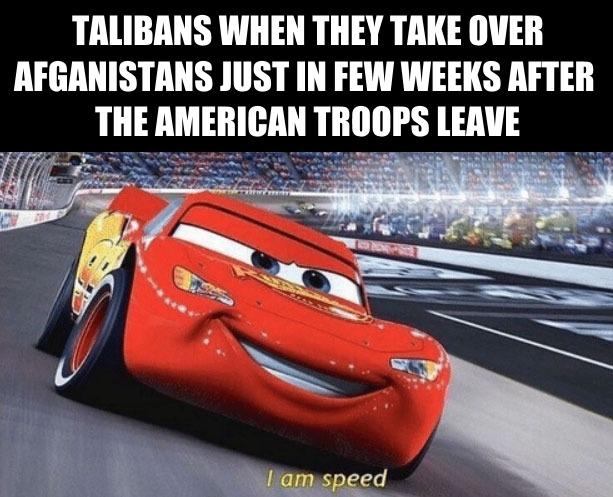 GOTTA WAR FAST - meme