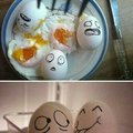 Hahaha, eggs