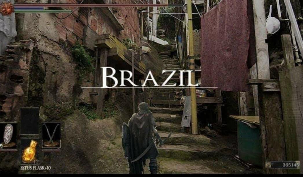 Seria o Bolsonaro o Boss? - meme