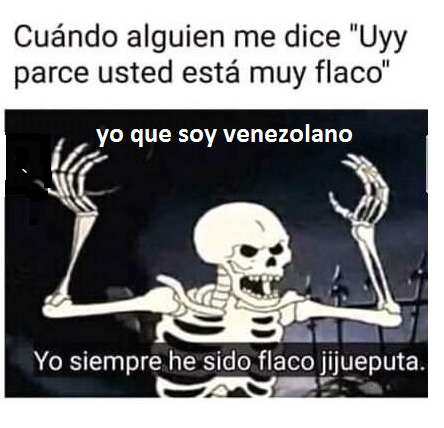 venezolano XD - meme