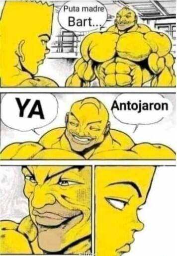 El título se murió de risa - meme