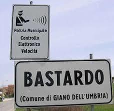Nombres Graciosos De Ciudades #7: Bastardo, Italia - meme