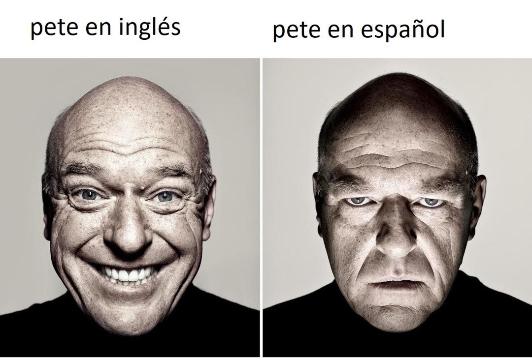 pete - meme