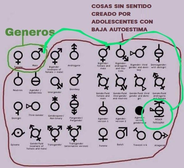 Géneros - meme
