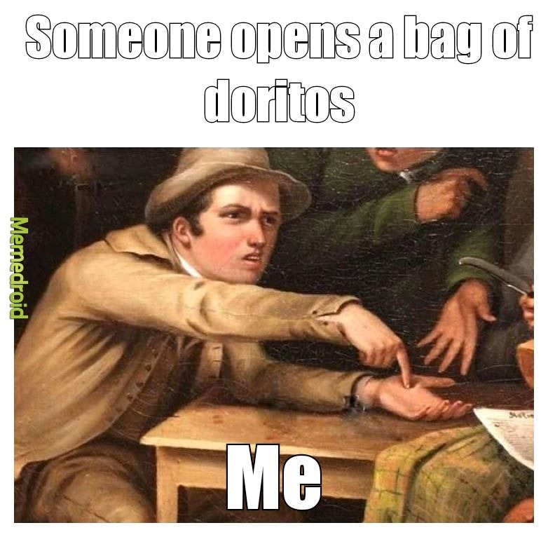 Doritos - meme