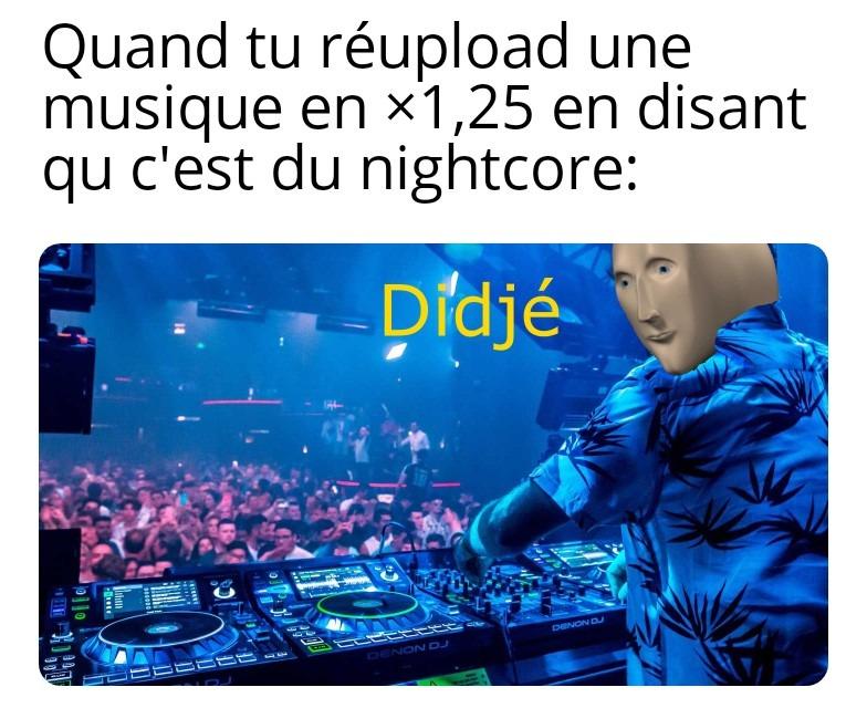 Muzike - meme