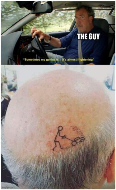 bald - meme