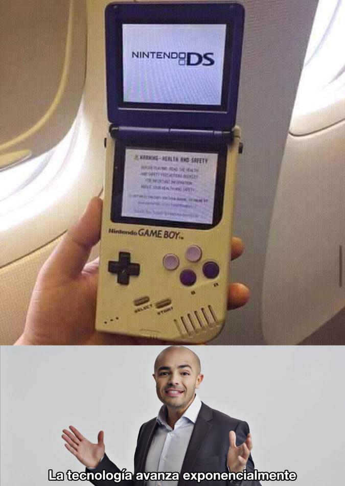 Gameboy DS - meme