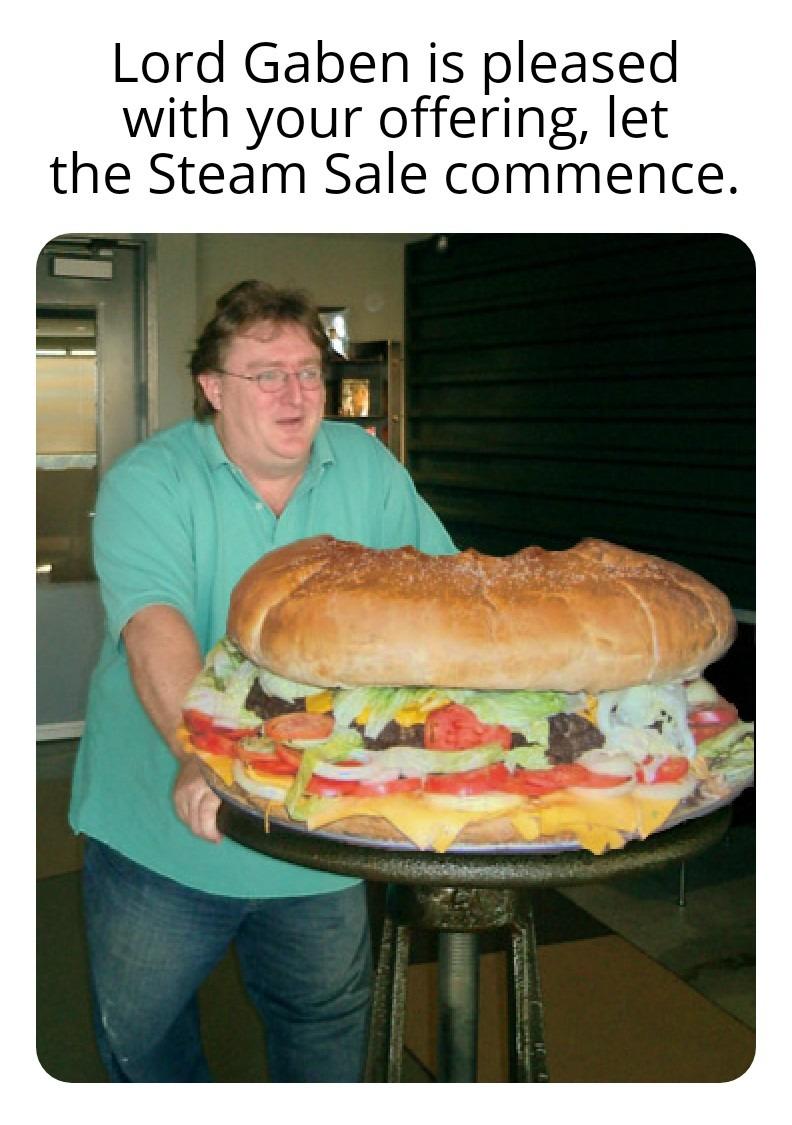 That burger looks tasty - meme