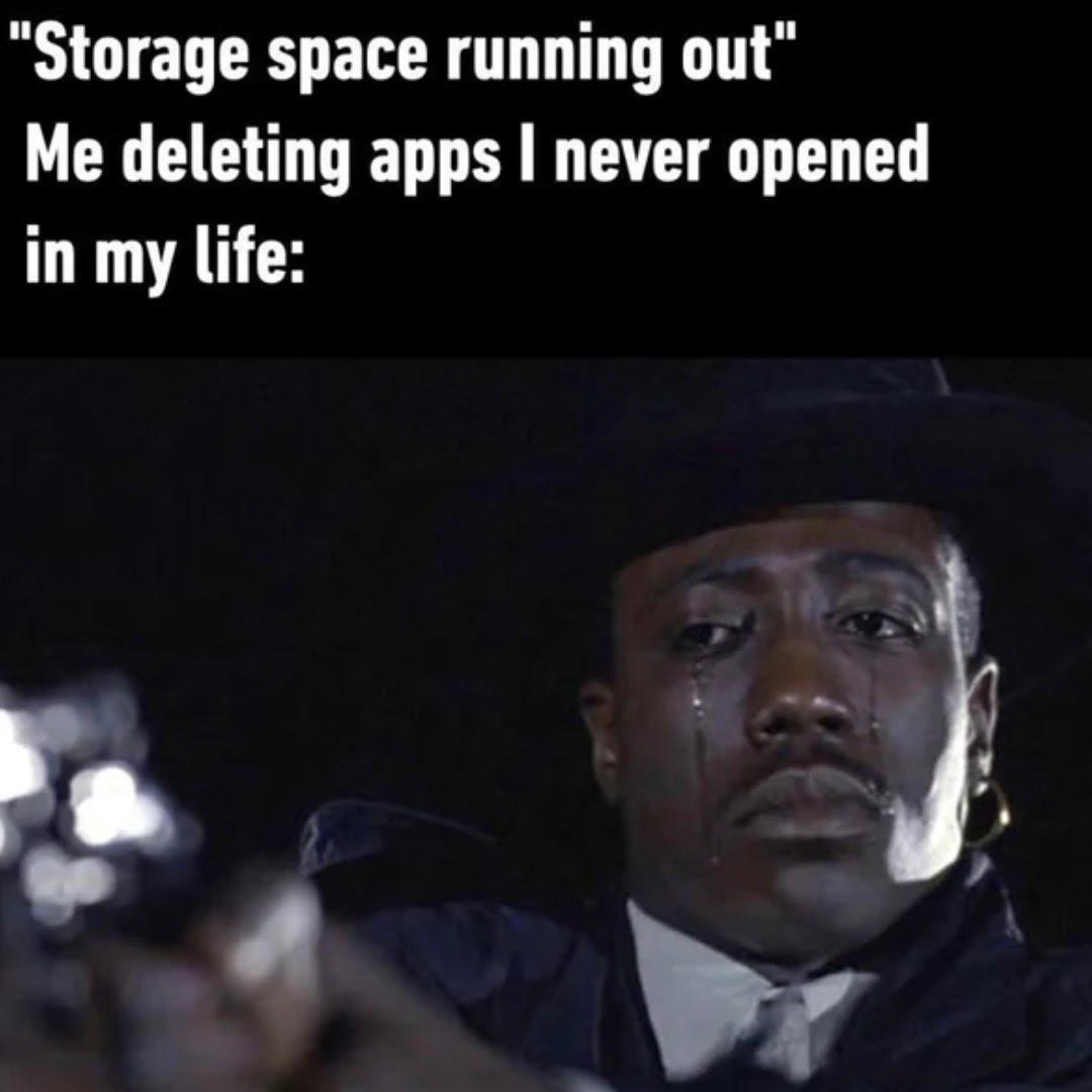 Painful moment - meme
