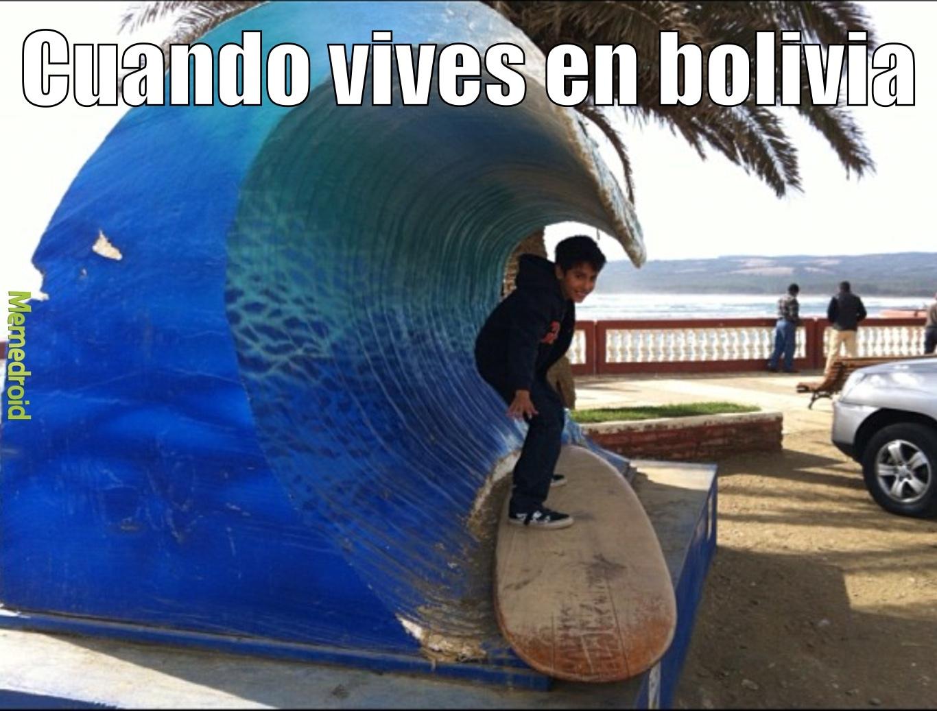 Bolivia :,v - meme