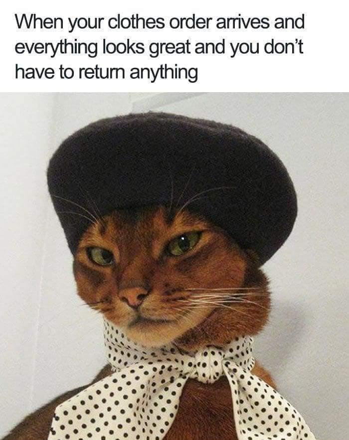 Fancy af - meme