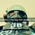 BIG IRON ON HIS HIP