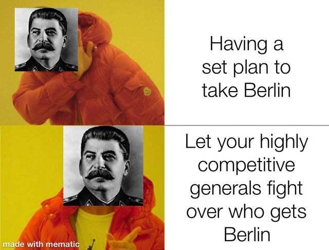 Fighting is good. - meme
