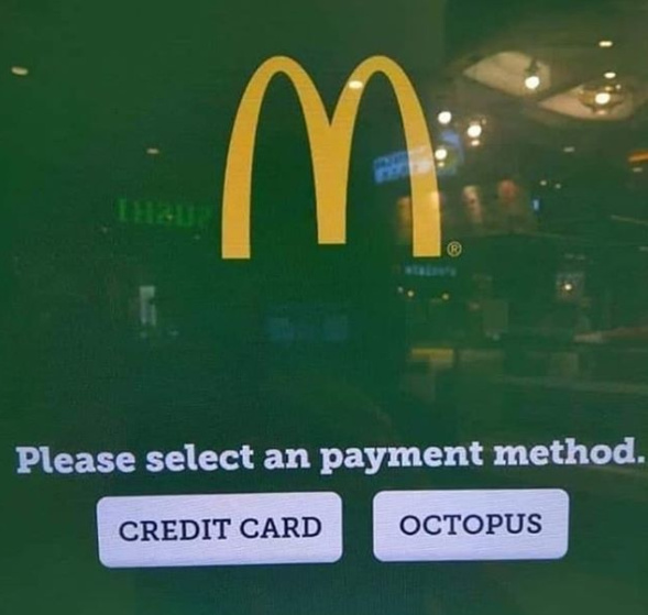 Octopus - meme