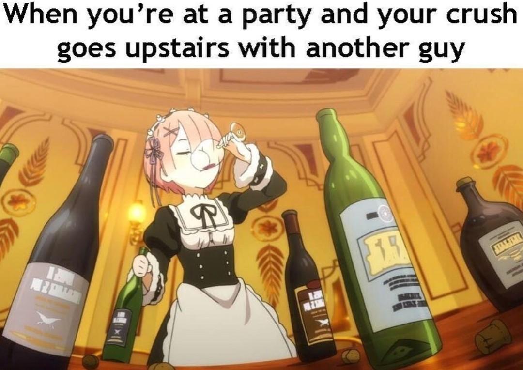 No problem - meme