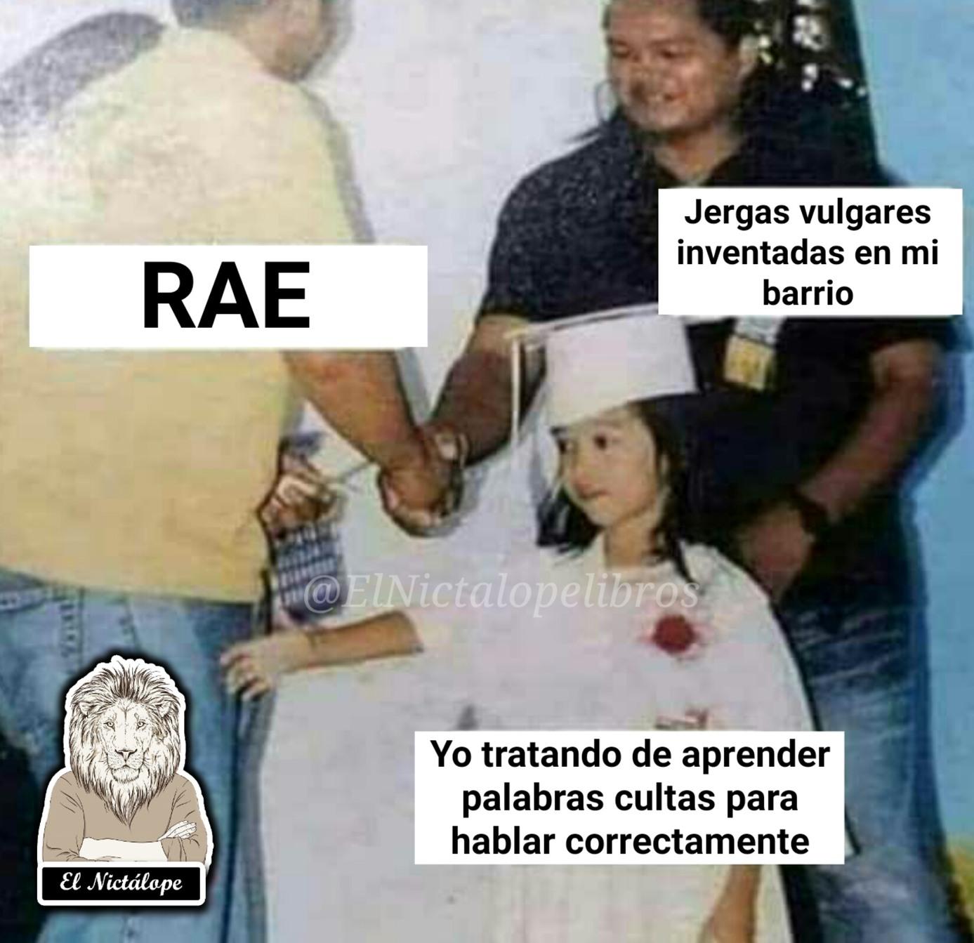 Rae - meme