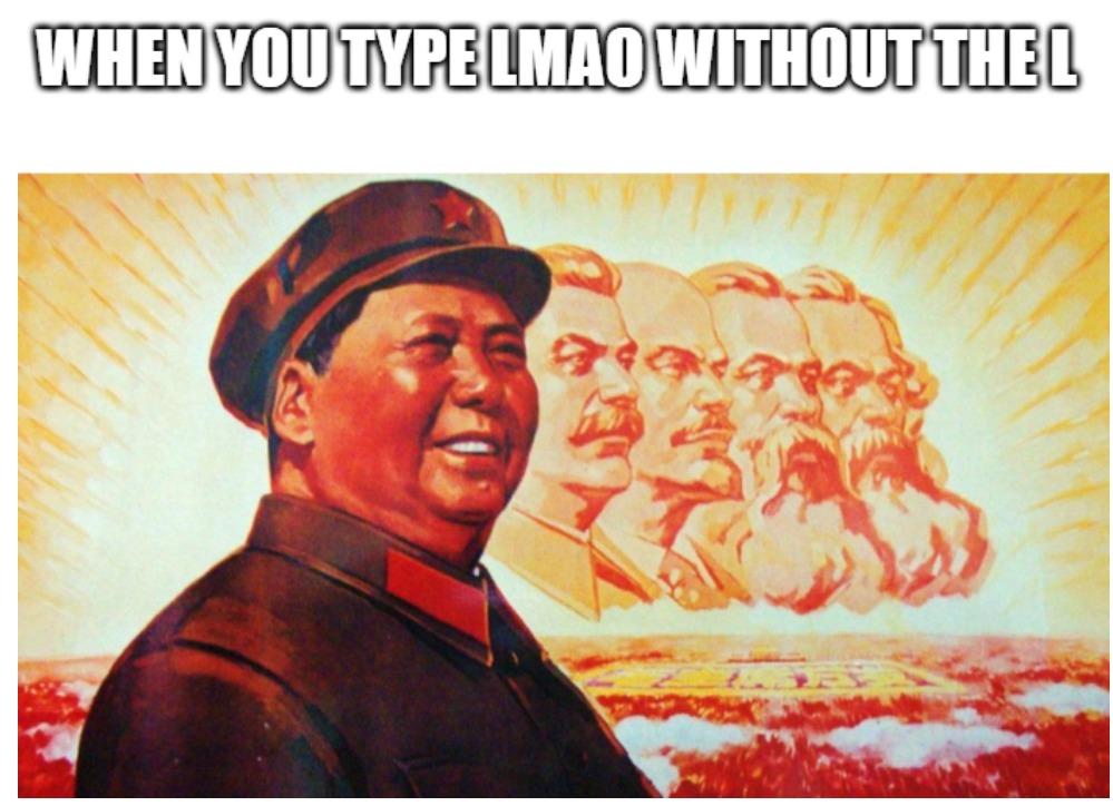 l-mao - meme