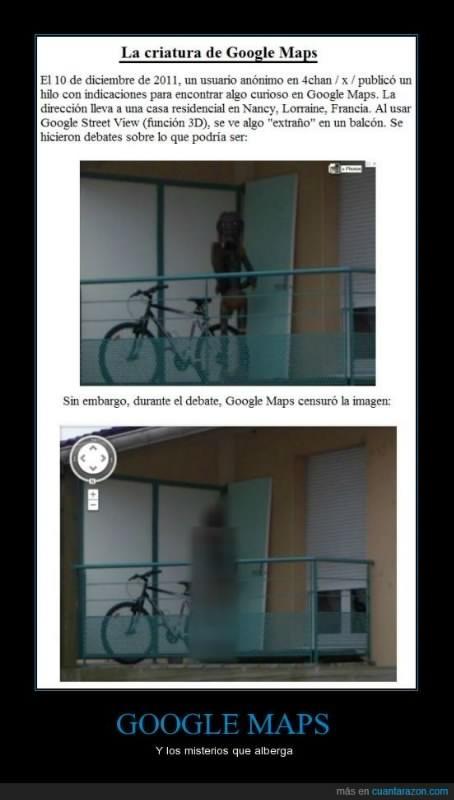 Google maps - meme