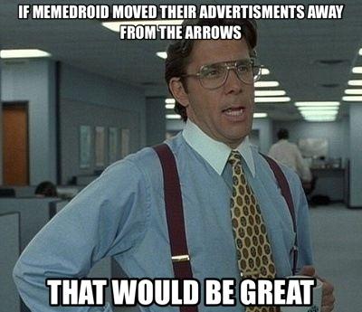 Why memedroid