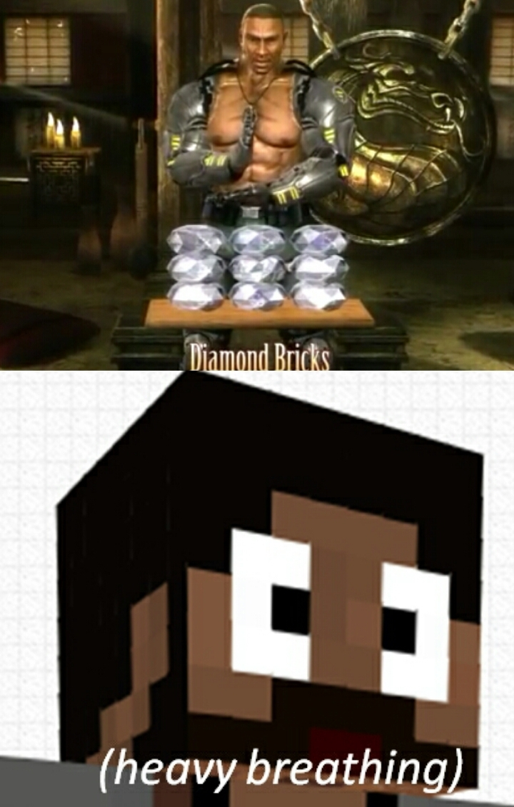 I can't stop myself from doing memes on the Challenge Tower from MK9.