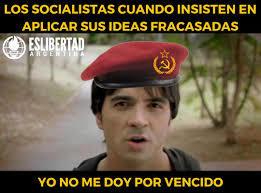 Maratón de memes anti socialistas.