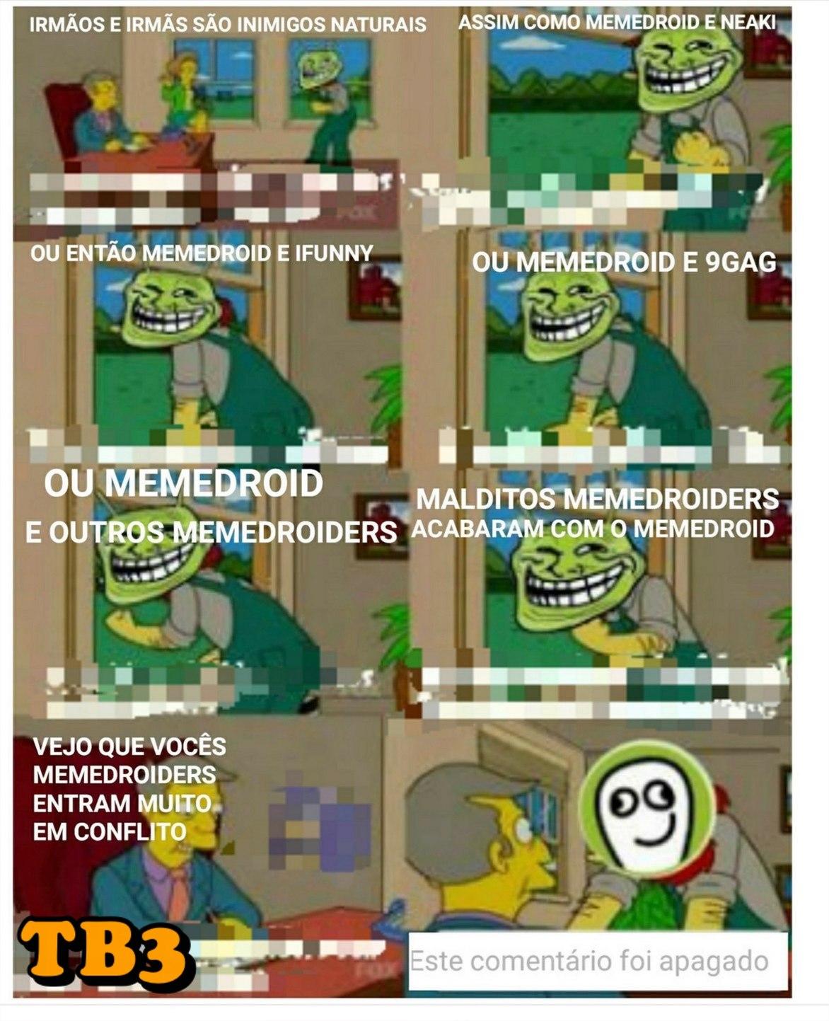 Memedroid é o melhor