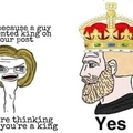 You are all Kings