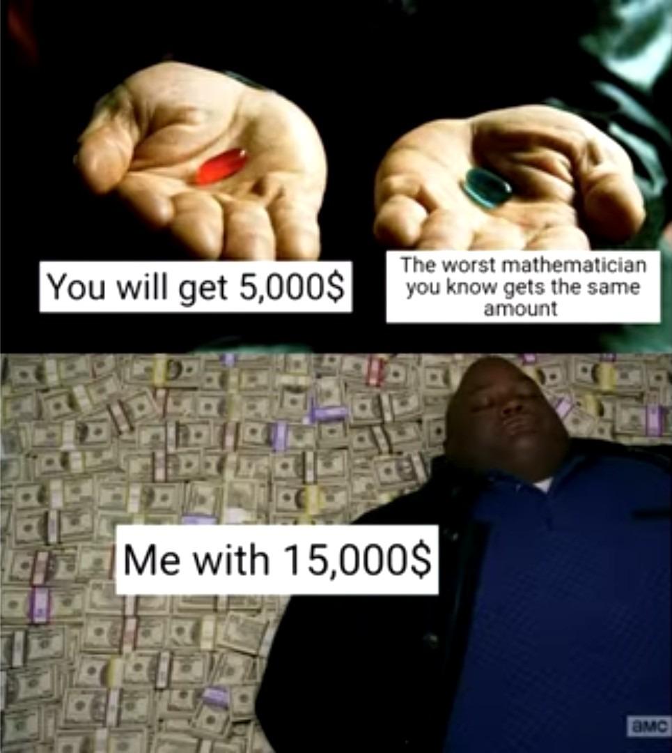 Rich I tell ya - meme