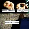 Rich I tell ya