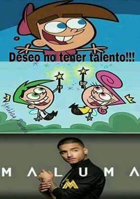 Sin talento - meme