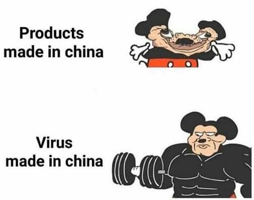 Nunca vi nada da china durar tanto. - meme