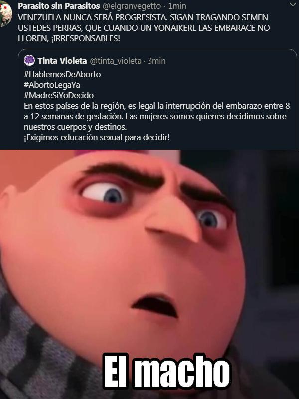 EL MACHISIMO - meme