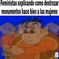 Otro meme normie de Feministas