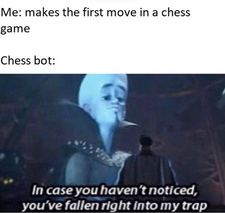 chess boy - meme