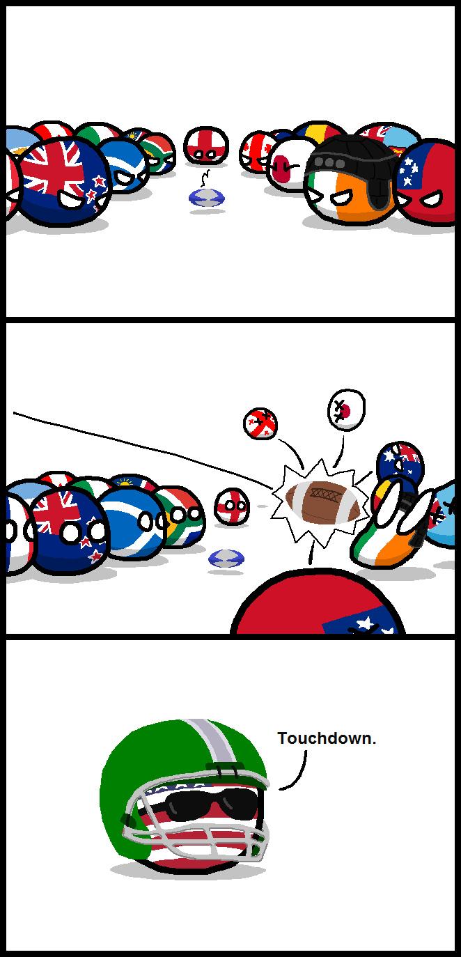 USA !! - meme