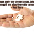 Dave Barry is right on this!