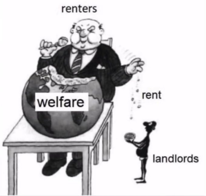 Le landlord - meme