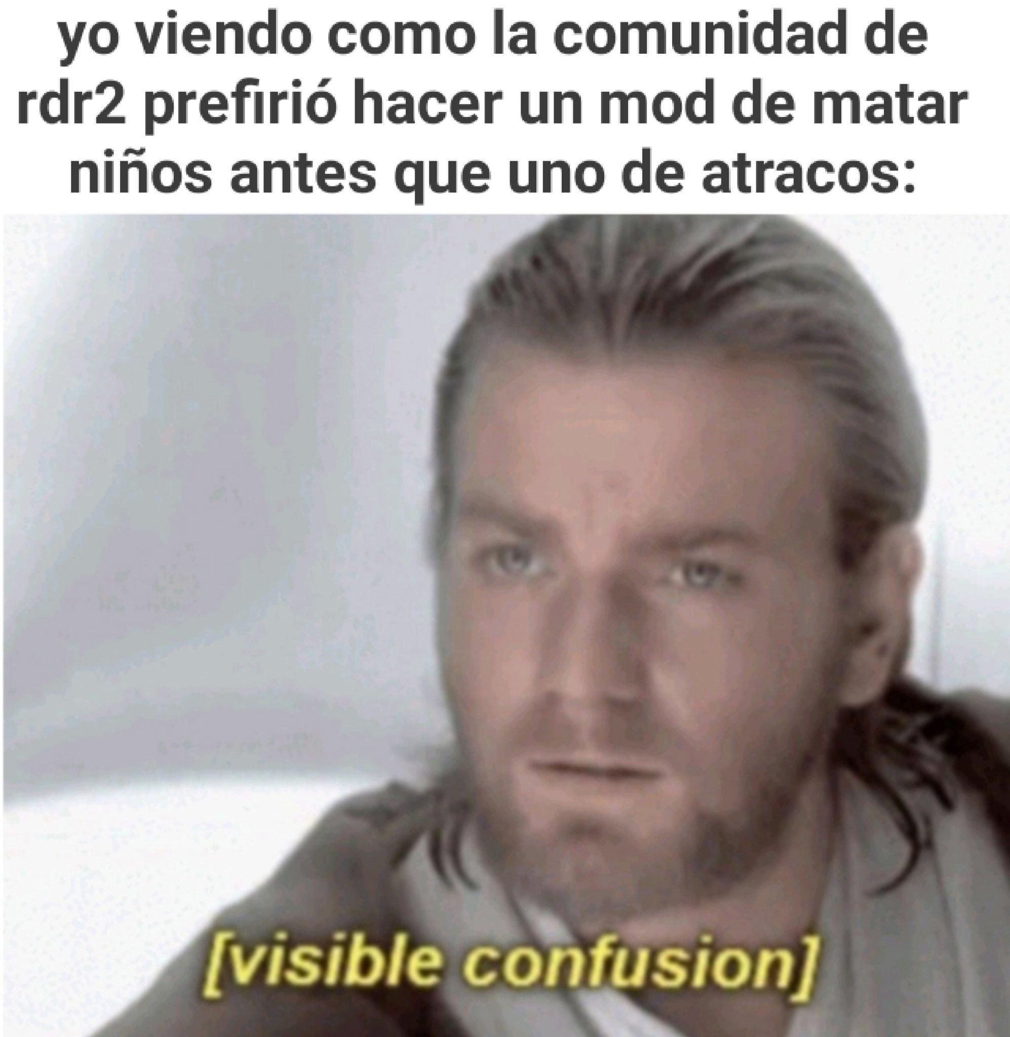 Rdr2 - meme